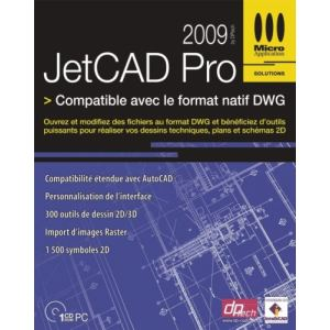 JetCAD Pro 2009 pour Windows
