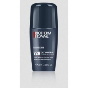 Biotherm Homme 72H Day Control Extreme Protection - Déodorant roll-on anti-transpirant