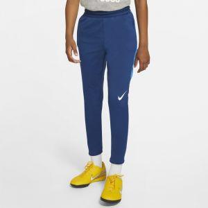 Nike Pantalon de football Dri-FIT Strike pour Garçon plus âgé - Bleu - Taille S - Male
