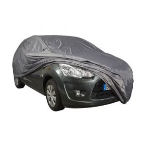 INNOV'AXE Housse de protection Voiture citadine - Gris - COV'UP