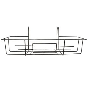 Jardifer 176N - Support de jardinière pour balcon 55 x 22 cm