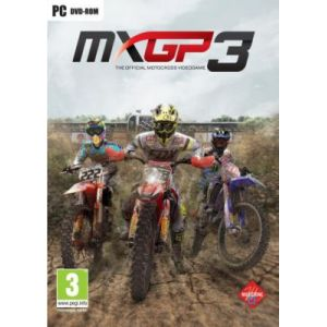 MX GP 3 : The Official Motocross Videogame [PC]