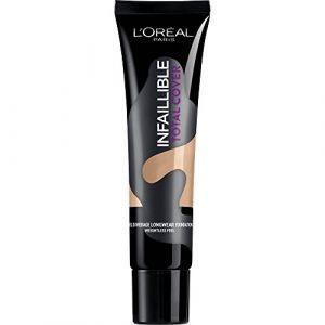 L'Oréal Infaillible Total Cover Fond De Teint 32 Ambre