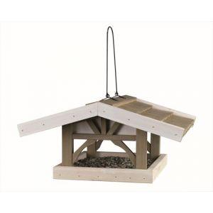 Trixie Natura - Mangeoire suspendue pour oiseau 46 x 22 x 44 cm
