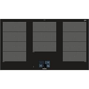 Siemens EX975KXW1E - Table de cuisson induction 5 foyers