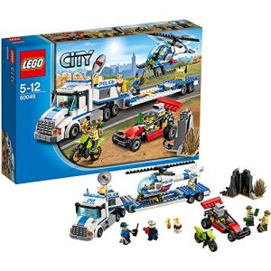 Lego 60049 - City : Le transport de l'hélicoptère