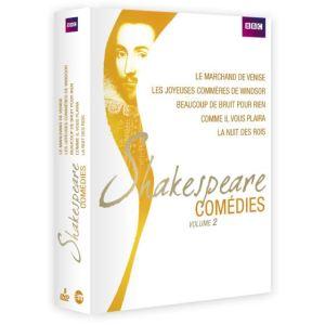Shakespeare : Comédies - Volume 2