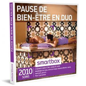 Smartbox Coffret cadeau Pause de bien-être en duo