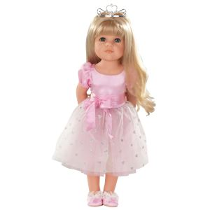 Gotz Poupée Hannah princesse blonde (50 cm)