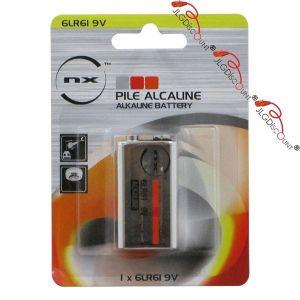 Duracell Pile alcaline blister 9V (6LR61)