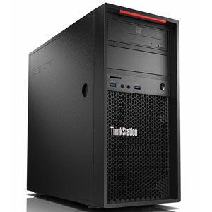 Lenovo ThinkStation P320 - Mini ordinateur - Core i7 7700T 2.9 GHz - 16 Go - 512 Go