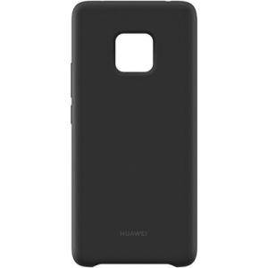 Huawei Coque Mate 20 Pro silicone noir
