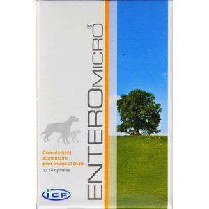 Image de ICF Enteromicro - Complément alimentaire pour chiens et chats