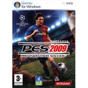PES 2009 : Pro Evolution Soccer [PC]