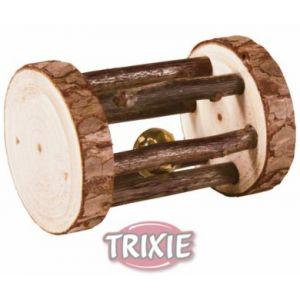Trixie Rouleau de jeu avec clochette Natural Living