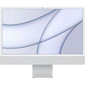 Imac Ordinateur Apple 24 Argent M1 512 GPU