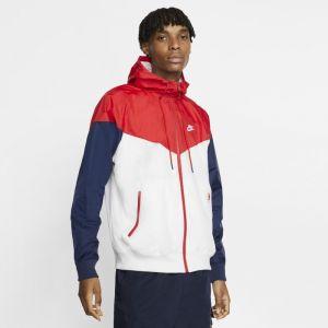 Nike Coupe-ventà capuche Sportswear Windrunner - Blanc - Taille S - Male
