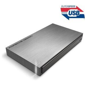"""Lacie 9000459 - Disque dur externe Porsche Design P'9220 2 To 2.5"""" USB 3.0"""