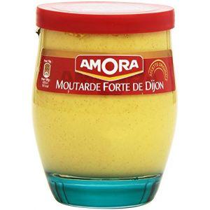 Amora Moutarde forte de dijon 245 g