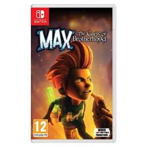 Max : The Curse of Brotherhood sur Switch
