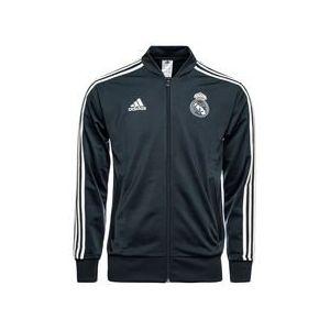 Adidas Real Madrid Veste Presentation - Noir/Blanc Enfant