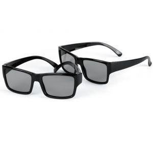 Grundig PRDG3D - Lot de 2 paires de lunettes 3D Dual Play