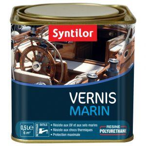 Syntilor Vernis Marin Brillant Ambré 0,5L