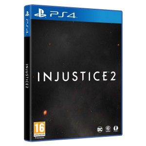 Injustice 2 sur PS4