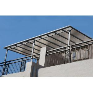 Foresta Toit terrasse aluminium 12.39m²