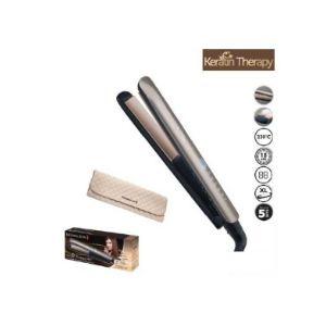 Remington S8590 - Lisseur Keratin Therapy