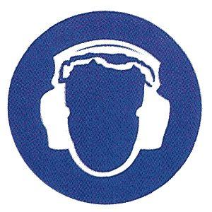 Taliaplast 627511 - Protection obligatoire de l'ouie D180