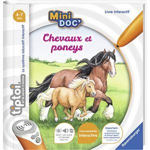 Ravensburger Chevaux et poneys Tiptoi Mini Doc'