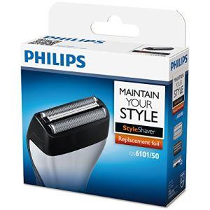 Philips QS6101/50 - Tête de rasage à grille pour tondeuse barbe StyleShavers