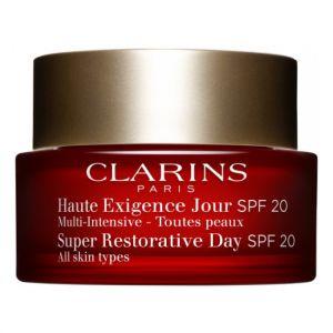 Clarins Haute Exigence Jour SPF 20 - Multi-intensive toutes peaux