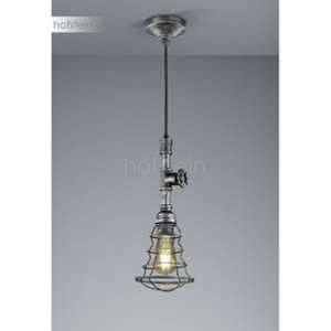 Trio Suspension design Gotham Gris Métal 307000188