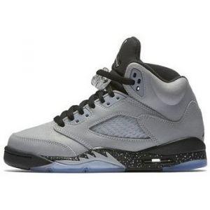 Nike Chaussure Air Jordan 5 Retro pour Enfant plus âgé - Gris - Taille 36.5