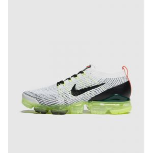 Nike Chaussure Air VaporMax Flyknit 3 pour Homme - Blanc - Taille 44 - Homme