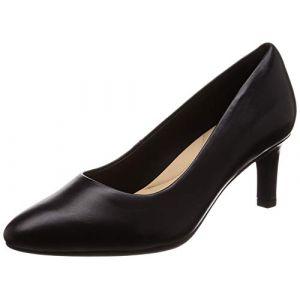 Clarks Chaussures escarpins CALLA ROSE Noir - Taille 36,37