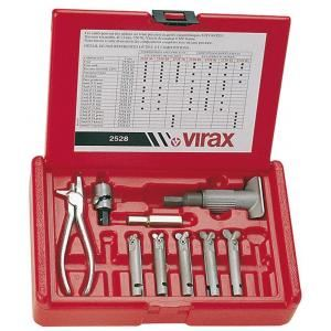Virax 252830 - Coffret piquage Extrudax Ø 12, 14, 16, 18, 22 mm