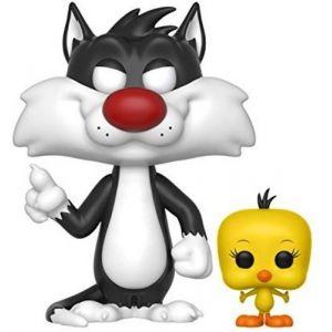 Funko Figurine POP! #309 - Looney Tunes - Titi et Grosminet