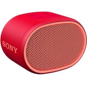 Sony Enceinte Bluetooth SRS-XB01R Rouge