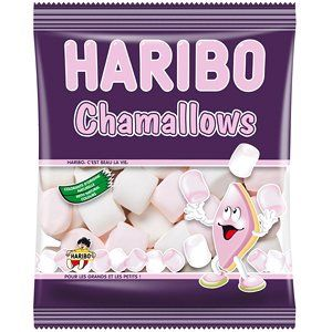Haribo Chamallow marshmallo 100g