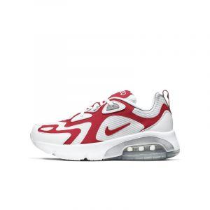 Nike Chaussure Air Max 200 pour Enfant plus âgé - Blanc - Taille 38.5