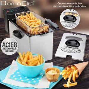 Domoclip DOC129 - Friteuse 4L