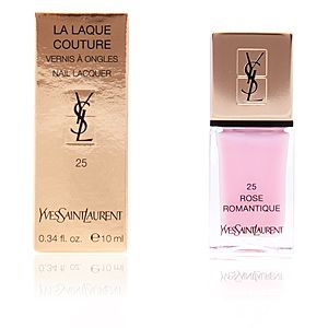 Yves Saint Laurent La Laque Couture 25 Rose Romantique - Vernis à ongles