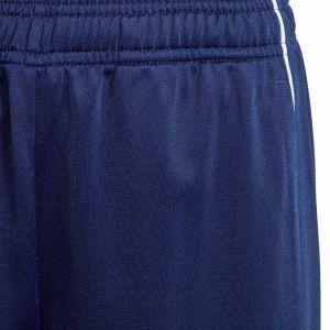 Adidas Core18 PES Pants - Pantalon de survêtement - Mixte Enfant - Bleu (Dark Blue) - FR: 7-8 ans (Taille Fabricant: 128 cm)