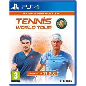 Tennis World Tour Roland Garros Edition Complete [PS4]