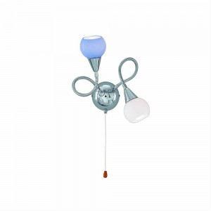 Image de Applique Tender 2 ampoules avec bras flexibles