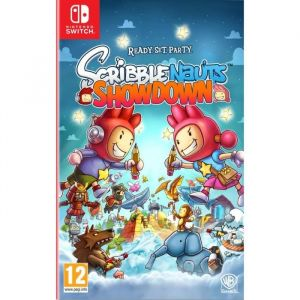 Scribblenauts Showdown [Switch]