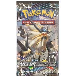 Asmodée Booster Pokémon Soleil & Lune 05 (modèle aléatoire)